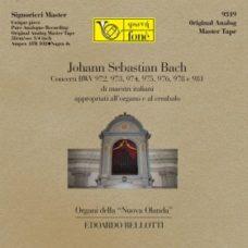 Johann Sebastian Bach - Organi della Nuova Olanda (TAPE)