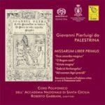 Pierluigi da Palestrina - Missarum liber primus (Roma 1554)
