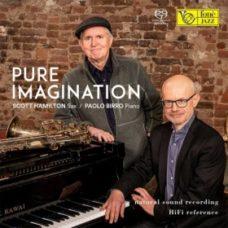 Pure Imagination - Scott Hamilton & Paolo Birro