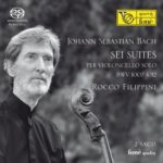 Rocco Filippini - J. S. Bach