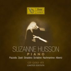 Suzanne Husson - Piano - CDGOLD24K