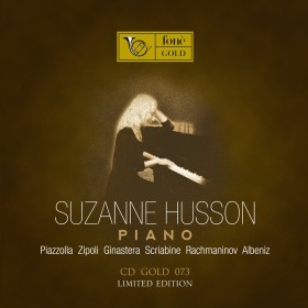 Suzanne Husson - Piano - CDGOLD24K