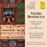 VIir de Benedictis - Liturgia della Solennità di San Benedetto