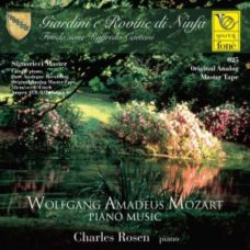 W.A MOZART PIANO MUSIC - Charles Rosen