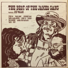 James Gang  ‎–  The Best Of The James Gang Featuring Joe Walsh