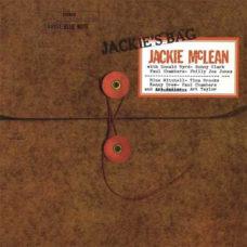 Jackie McLean  –  Jackie's Bag