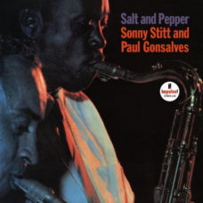 Sonny Stitt And  Paul Gonsalves  ‎–  Salt And Pepper