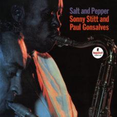 Sonny Stitt And  Paul Gonsalves  –  Salt And Pepper