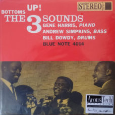 The Three Sounds  –  Bottoms Up!
