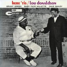 Lou Donaldson  –  Here 'Tis