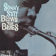 Sonny Stitt  ‎–  Blows The Blues