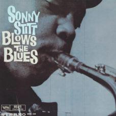 Sonny Stitt  –  Blows The Blues