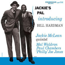 Jackie McLean Quintet Introducing  Bill Hardman  ‎–  Jackie's Pal