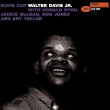 Walter Davis Jr.  –  Davis Cup
