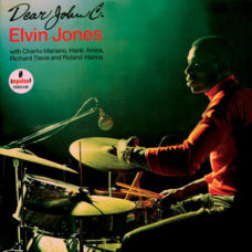 Elvin Jones  ‎–  Dear John C.