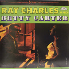 Ray Charles And  Betty Carter  ‎–  Ray Charles And Betty Carter