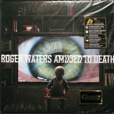Roger Waters  ‎–  Amused To Death