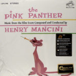 Henry Mancini  ‎–  The Pink Panther (Music From The Film Score)