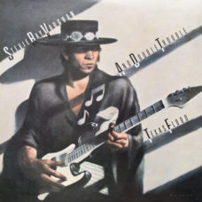 Stevie Ray Vaughan And Double Trouble*  –  Texas Flood