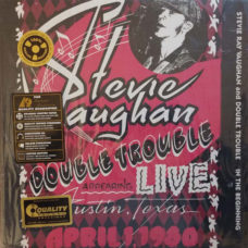 Stevie Ray Vaughan And Double Trouble*  –  In The Beginning