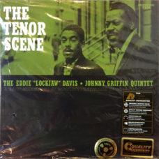 "Eddie ""Lockjaw"" Davis / Johnny Griffin Quintet*  –  The Tenor Scene (A Live Recording At Minton's Playhouse)"
