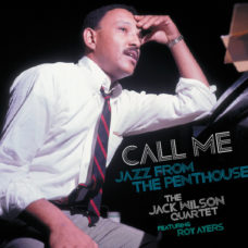 The Jack Wilson Quartet Featuring  Roy Ayers  –  Call Me Jazz From The Penthouse