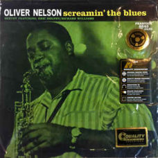 Oliver Nelson Sextet* Featuring:  Eric Dolphy /  Richard Williams  –  Screamin' The Blues