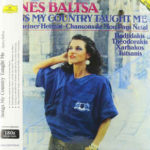 Agnes Baltsa  –  Songs My Country Taught Me