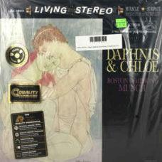 Ravel* -  Charles Munch,  Boston Symphony Orchestra  –  Daphnis And Chloe