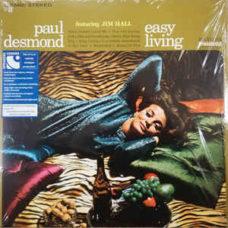 Paul Desmond  –  Easy Living