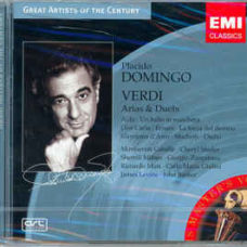 Plácido Domingo*  –  Verdi Arias & Duets