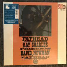 Ray Charles Presents  David Newman*  –  Fathead
