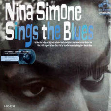 Nina Simone  –  Nina Simone Sings The Blues
