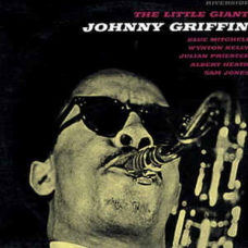 Johnny Griffin  –  The Little Giant