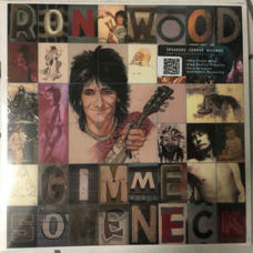 Ron Wood  ‎–  Gimme Some Neck